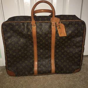 Louis Vuitton Soft Suitcase Excellent